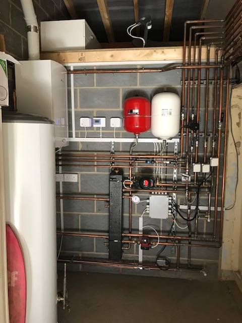 1st Gas Engineers Ltd Heating and Hot Water Installation