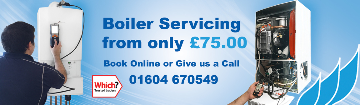 Boiler Servicing, Boiler Installations, Boiler and Central Heating Repairs Northamptonshire