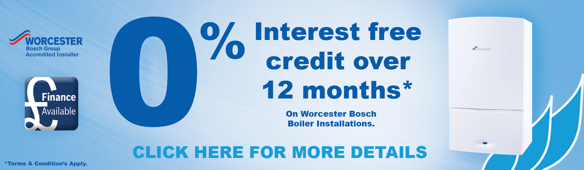 Boiler and Central Heating Installations Northamptonshire