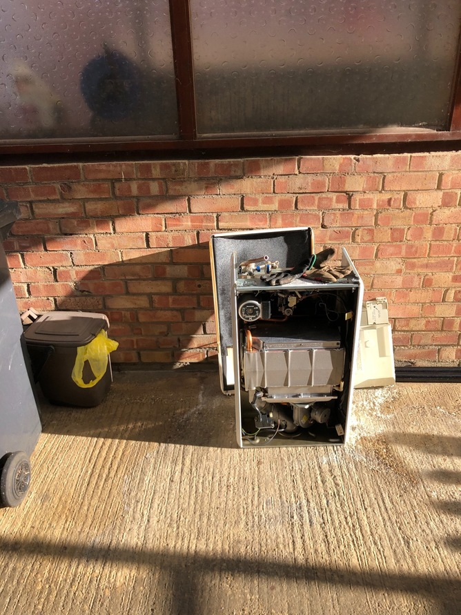 Boiler out Northamptonshire